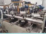 烟筒不锈钢制管机设备烟囱用生产机械设备