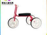 聚诚玩具厂家直售三轮自行车 简约无印良品三轮自行车