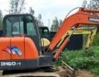 斗山 DX60 挖掘机         (转让一台斗山挖机)