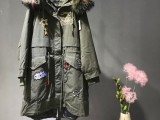 重庆品牌女装双面羊绒大衣批发网哪里有,好货就在云拾衣服饰