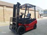 防尘电动叉车龙力德两吨/2.5吨龙力德全交流静音a型电动叉车