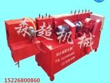 脚手架修架子管复机专家 双曲线钢管调直刷漆机 供应现货