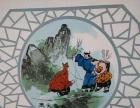 罗田县我的中国梦文化墙 新农村建设文化墙街道文化墙