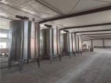 轉讓二手3噸不銹鋼儲罐 二手4噸不銹鋼儲酒罐 型號俱全