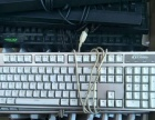 低价出售网吧机械键盘耳麦