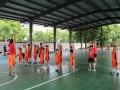 湖北大学篮球培训 羽毛球培训班 翼时代体育