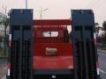 东风福瑞卡国五蓝牌平板运输车