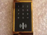 大粤发触摸屏电子密码柜锁感应密码锁电子密码柜锁桑拿锁