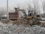 广州拆迁工地垃圾清运广州大型拆迁垃圾回收