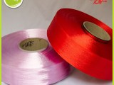 浙江汇隆专业生产各种规格涤纶色丝FDY