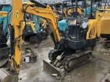 优选二手小挖机厂家玉柴挖土机小型挖沟机