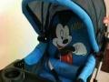 好孩子婴儿推车+宝宝健身架
