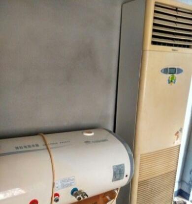 海尔2匹空调,万家乐80升电热水器