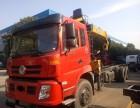 新疆地区东风后八轮12吨随车吊价格多少钱