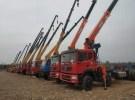 5噸8噸10噸12噸隨車吊現車,可分期付款,包上戶面議