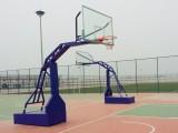 當陽地埋式籃球架廠家