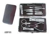 供应不锈钢美妆用品 美容套装 美容工具组合精品  告别一次性