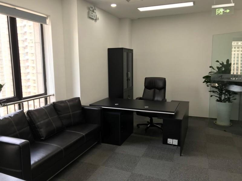 百环大厦701平米精装带家具写字楼出租
