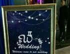蓝色星愿主题婚礼,贵阳主题婚礼定制