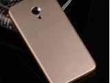 一件代发魅族mx3金属手机壳mx3电池后盖保护套 金属磨砂拉丝壳