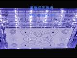 古镇低压灯厂【2013爆销款】平板水晶灯|F206A家居灯具|雅