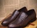 休闲凉鞋男新款男士凉皮鞋 潮男镂空鞋子 透气头层真皮男鞋洞洞鞋