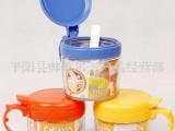 热销生产供应调味瓶套装、玻璃调味瓶三件套、可单个定做彩盒
