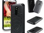 厂家批发LG  G2 盾牌二合一盔甲手机保护套 PC+TPU防震防摔手机壳