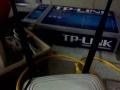 TP-Link(普联)双天线路由器和ADSL猫