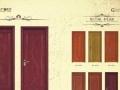 佛山复合烤漆门,实木橡木门厂家,广福木门厂