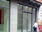 正沿街商铺 门宽3米多 楼上办公区 对面高端住宅