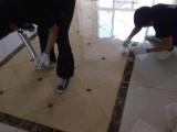 陶瓷胶真瓷胶瓷缝宝瓷砖美缝瓷砖胶美缝剂济南美缝施工