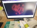 零件绘图 CAD PROE 家具设计 服装设计 ps 东翔