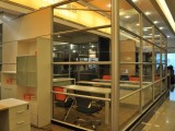 辦公玻璃隔斷 廠房辦公隔斷 寫字樓辦公隔斷
