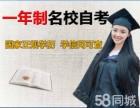 知名院校 网络教育 成人高考 自考报名中