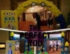 百天周岁寿宴气球拱门布置小丑魔术泡泡秀主持摄像等