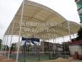 膜结构看台在建筑中的稳定地位