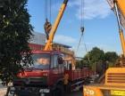 随州二手6吨12吨自吊车价格 旧随车吊图片