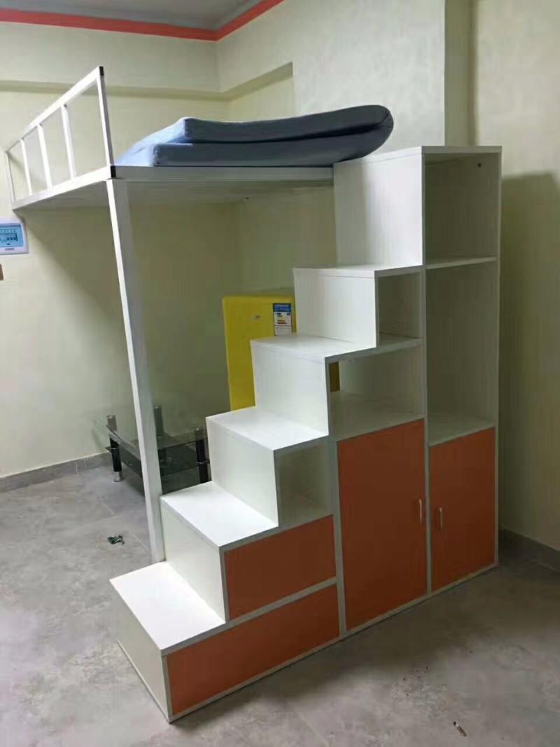 东莞大岭山家具定制各类板式家具文件柜衣柜办公台卡位职员办公桌