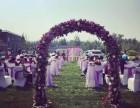 韩式户外主题婚礼