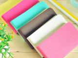 韩国文具可爱笑脸笔记本 MINI长条便签本 随身记事小本子