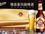 英豪玛咖啤酒 特色啤酒厂家扶持 免费代理加盟
