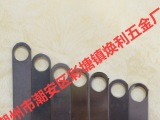 厂价直销 40-80mm不锈钢耳仔、角码 门窗配件 防盗网焊接片