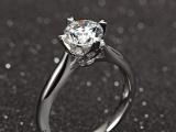 莫桑石戒指值得买吗 莫桑石的戒指什么价位
