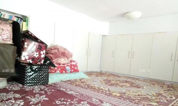 京城广厦天和公寓家具家电齐全 拎包入住 看房有钥匙