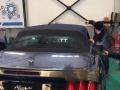 山东济南免喷漆凹陷修复,汽车吸坑,技术培训对外修车