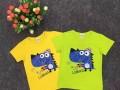 便宜夏季男女装童装T恤批发工厂直销便宜男女装服饰低价批发