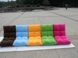 懒人沙发床-可爱单人沙发椅-地板躺椅-榻