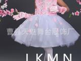 儿童演出服幼儿表演服装舞蹈服 儿童公主裙晚礼服蓬蓬裙女童礼服