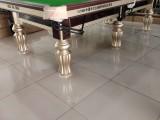 专卖各种美式黑8台球桌 可定做台球桌